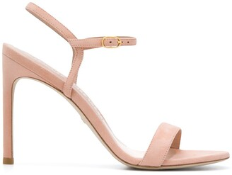 Stuart Weitzman Strappy High Heel Sandals