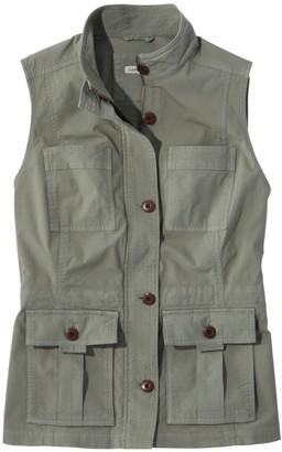 L.L. Bean Women's Ripstop Field Vest