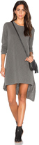 Wilt Extreme Slant Hem Dress