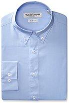 Nick Graham Everywhere Men's 3 Pack Slim Fit Dress Shirt