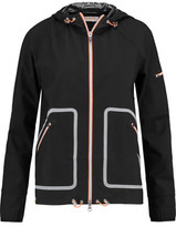 Monreal London Wave Shell Hooded Jacket