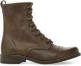 Steve Madden Charrie leather biker boots