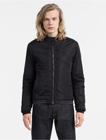 Calvin Klein Jeans Padded Racer Jacket