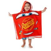 Disney Lightning McQueen Hooded Towel for Kids - Personalizable