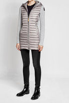 Parajumpers Down Filled Coat with Knit Sleeves