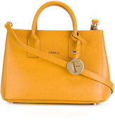 Furla removable strap tote - women - Leather - One Size