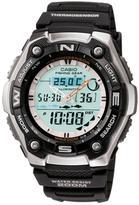 Casio Men's Sports Gear Fishing Timer Watch