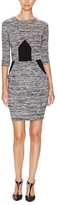 French Connection Fast City Space Sheath Dress