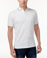 Club Room Men's Classic Fit Anchor Dot Polo, Only at Macy's