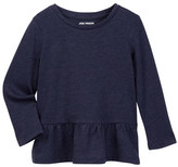 Joe Fresh Peplum Tee (Toddler & Little Girls)