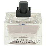David Beckham Intimately Beckham Yours by Eau De Toilette Spray Tester 2.5 oz Men