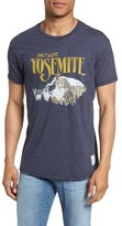 Original Retro Brand Men's Yosemite Graphic T-Shirt