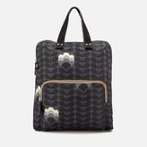 Orla Kiely Women's Backpack Tote - Dusk