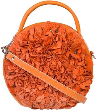 Manley Luna Cross Body Embellished Leather Bag Mango