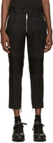 DSQUARED2 Black Military Trousers