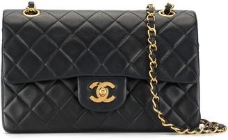 Chanel Pre Owned 1992 Double Flap shoulder bag