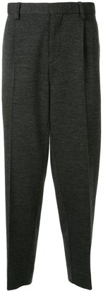 Kolor Cropped Knitted Trousers
