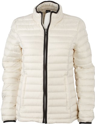 James & Nicholson Women's Daunenjacke Ladies Quilted Down Jacket