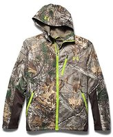 Under Armour Men's UA Storm Scent Control Barrier Hooded Jacket REALTREE AP-XTRA