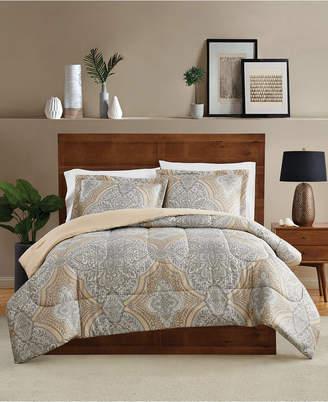 Pem America Laura 3-Pc. Full/Queen Comforter Mini Set, Bedding