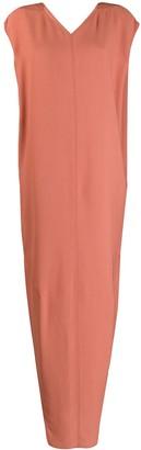 Rick Owens sleeveless long dress
