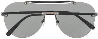 Brioni frameless sunglasses