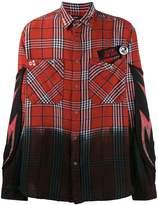 Diesel S-Mirav checked shirt