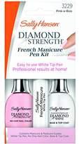 Sally Hansen Treatment Diamond Strength French Manicure Pen Kit Pink-A-Boo,0.45 Fluid Ounce
