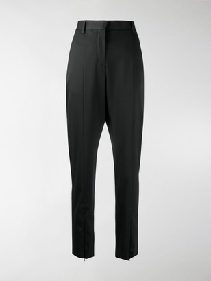 MM6 MAISON MARGIELA Zip-Cuff Tailored Trousers