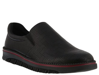 Spring Step Professional Men's Leather Clogs -Power-Maze