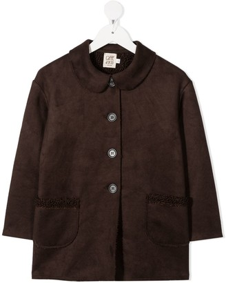 Caffe' D'orzo Peter Pan Collar Jacket