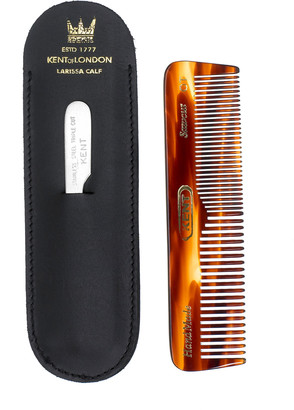 Kent Comb And File In Case - Nu19