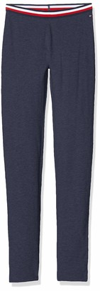 Tommy Hilfiger Girl's Solid Tommy Leggings