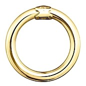 Tous 18K Yellow Gold-Plated Sterling Silver Medium Hold Ring Pendant
