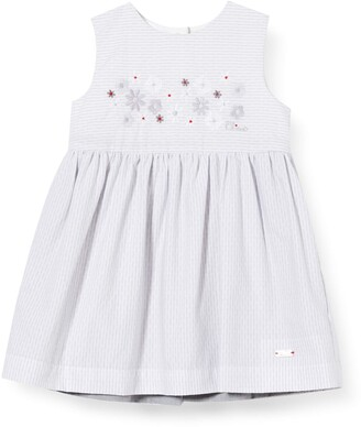 Chicco Baby Girls' Abito Senza Maniche Reversibile Dress