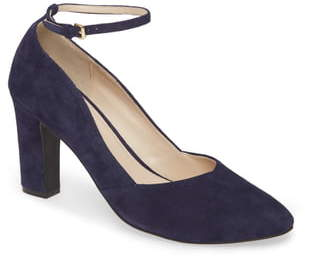 Cole Haan Kaelyn Ankle Strap Pump