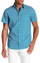 Public Opinion Short Sleeve Spalding Print Regular Fit Shirt