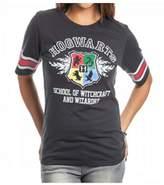 Bioworld Harry Potter Hogwarts Juniors Hockey T-Shirt XL
