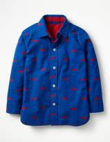 Boden Double Cloth Shirt