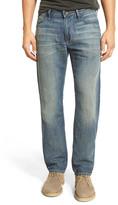 John Varvatos Bowery Slim Straight Leg Jeans