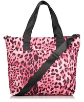 George Animal Print Gym Tote Bag