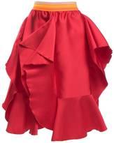 Fyodor Golan Orchid Skirt