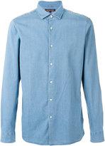 Michael Kors chambray shirt - men - Cotton - M