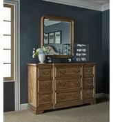 Universal Furniture 9 Drawer Standard Dresser/Chest with Mirror