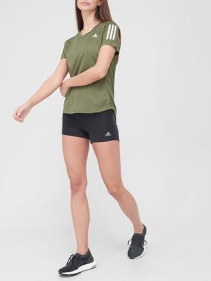 adidas Own The Run T-Shirt - Khaki