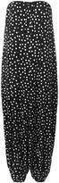 Dolce & Gabbana polka dot jumpsuit - women - Silk/Cotton/Polyamide/Spandex/Elastane - 42