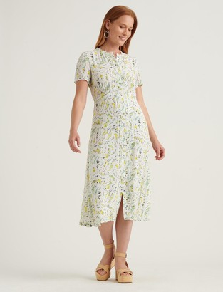 Lucky Brand Penelope Midi Dress