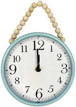 Claire Bead Wall Clock