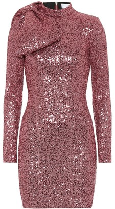 Rebecca Vallance Mona sequined minidress