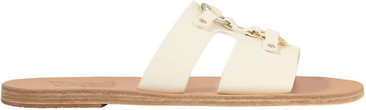 Ancient Greek Sandals Attiki Cutout Slides